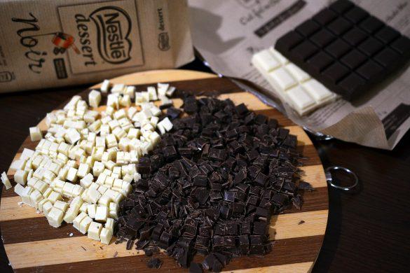 Fursecuri cu multă ciocolată